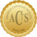Angelo Catholic School Logo